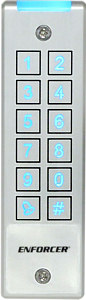 Access Control Keypad Lock