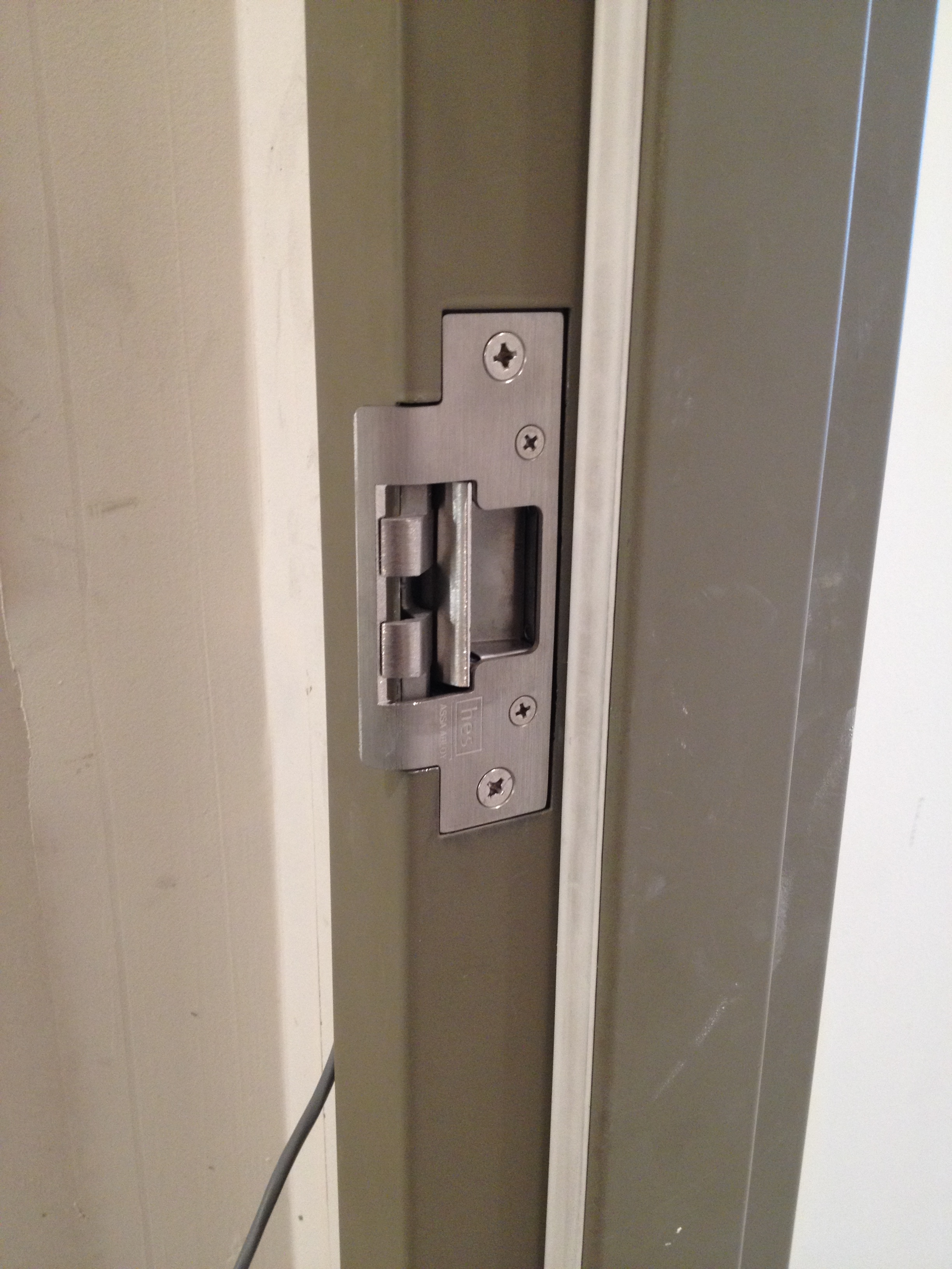 Electric Strike Installation Guide All Locks And Doors
