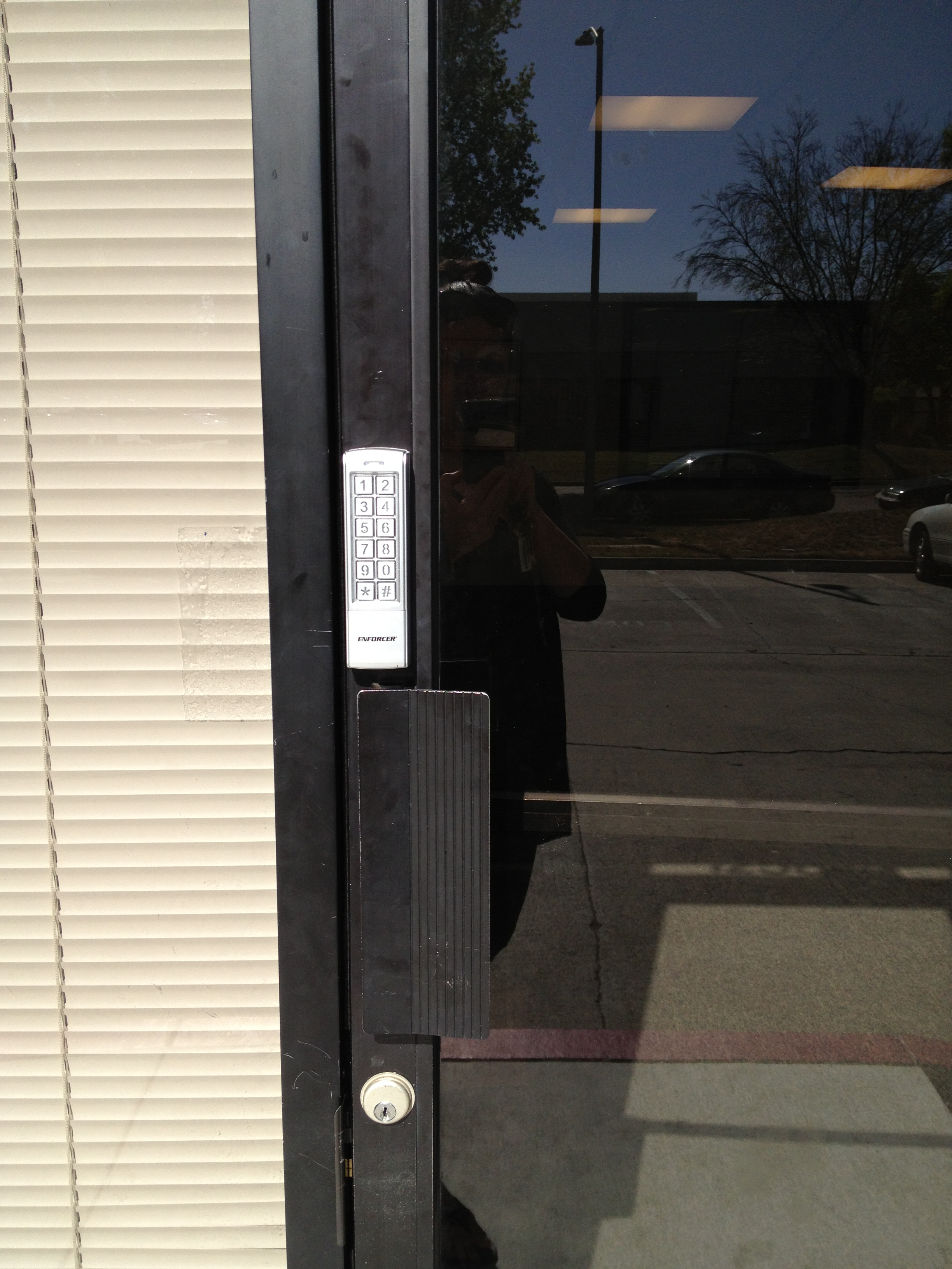 Commercial Access Control Installation Pleasanton Ca
