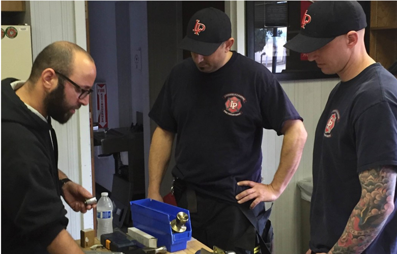 Locksmith Course for the LPFD
